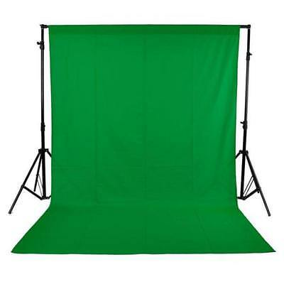 Photo Background Studio Photography White Green Black Backdrop Screen 5x10 Stand