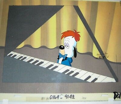 Original Production Cel - Droopy: Master Detective