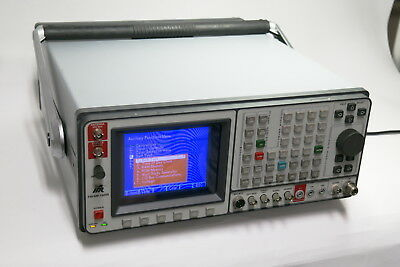 IFR / Aeroflex FM/AM-1600S Communication Service Monitor (Sold as is)