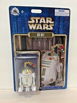 Disney Parks 2017 Star Wars R3-H17 Christmas Holiday Droid Factory In Hand New