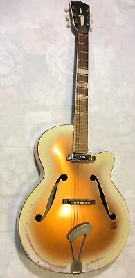 Chitarra Framus Sorella 5/59 Made In West Germany Vintage