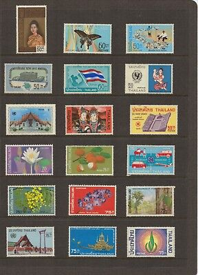 THAILAND - Selection of MINT UNHINGED Stamps