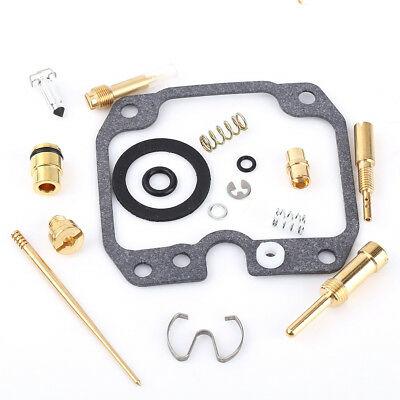 Carburetor Carb Rebuild Kit Pack For Kawasaki KLF220 Bayou ATV 1988-1998 XXL