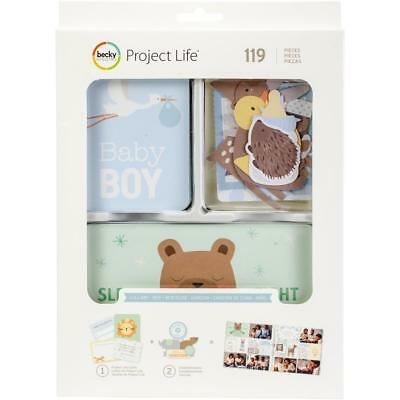 Becky Higgins Project Life Value Kit - LULLABY BOY