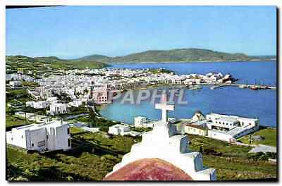 CP Olympic Ariways Mykonos The World Renowned Dazzling White Island Of The Aegea