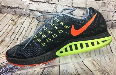 1b203eaf4fb5 NIKE MEN S ZOOM Structure 18 Running Shoes 683731-001 Size  11.5 ...
