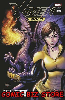 X-Men Gold #30 (2018) 1St Printing Scarce 1:50 Kirkman Kitty Pryde Variant Cover