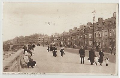 The Promenade, Whitley Bay, Northumberland. The Royal Hotel.