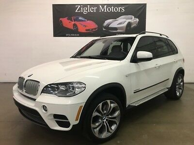 2012 BMW X5 50i AWD V8 400hp 1 Owner, Rear Ent, Pano Roof, Spo 2012 BMW X5 72,781 Miles
