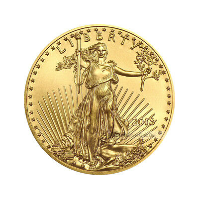 1/2 oz 2018 American Eagle Gold Coin