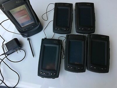 Lot Of 6  DT Research WebDT 430 Handheld POS Terminal ARM 533 MHz