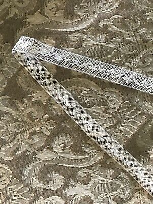 Vintage Cotton Lace  11 yards (02238)