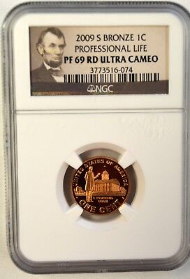 2006-S 1C DC (Proof) Lincoln Cent - NGC PF 69 Ultra Cameo