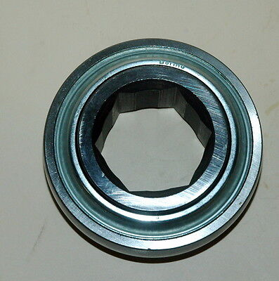 "209KRRB2 Agricultural Ball Bearing  W/ 1 1/2""  Hexagon Bore - Spherical 85 mm OD"