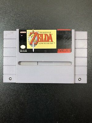 The Legend of ZELDA A Link To The Past Game for Super Nintendo Game Console!!!!