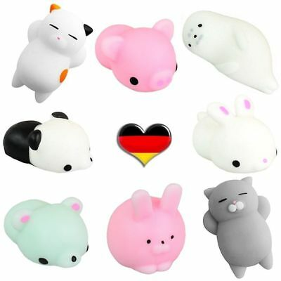 Squishies Silikon Squeeze Soft Toy Mini Squishy süß Handyschmuck Antistress TOP