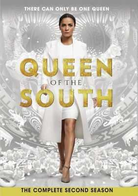 Queen of the South: Complete 2nd Season (3-Disc) NEW DVD