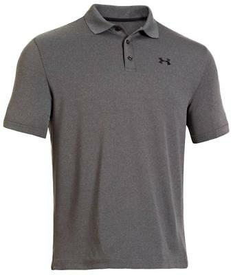 Under Armour Men's UA Performance Loose Fit Short Sleeve Golf Polo - NWT $55