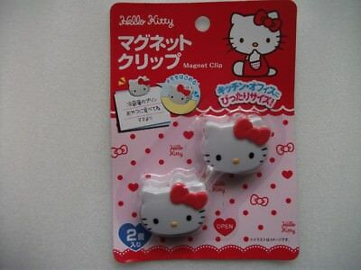 HELLO KITTY MAGNET 2 pieces (Ferrite magnet · ABS resin)from JAPAN SHIP FREE