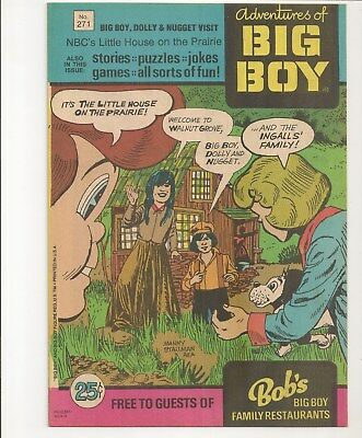 Adventures of Big Boy #271 1979 Comic
