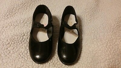 Girl's tap dacing shoes from spotlights size 10-1/2