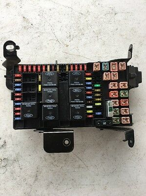 02 03 FORD F250 F350 Excursion Interior Fuse Box Junction ...  Excursion Fuse Box on