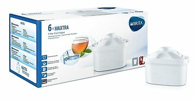 NEW! 6 Pack For Brita Maxtra Water Filter Refills Replacement Cartridge