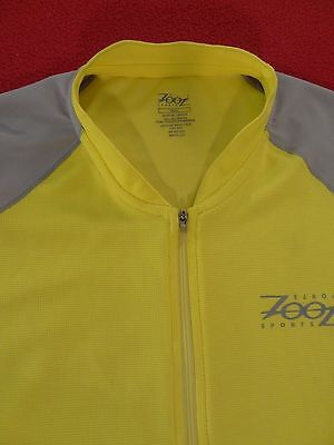 ZOOT SPORTS MEN S Active Tri Mesh S S Cycling Jersey Top S -  8.86 ... b6521f46c