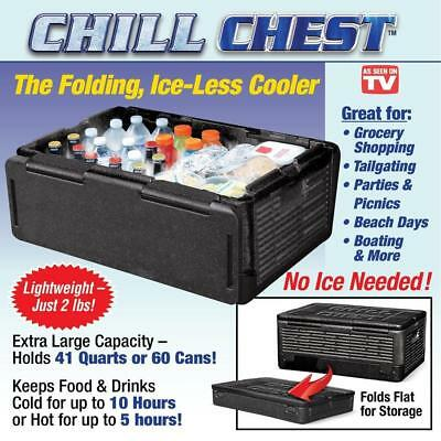 Genuine Chill Chest-Extra Large Capacity-As Seen On Tv-New-Free Post From Sydney