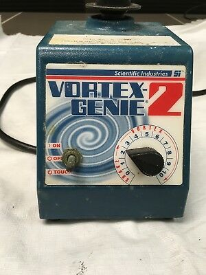 Scientific G560 Vortex Genie 2 Lab Test Tube Mixer 6146JL