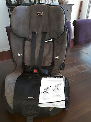 hipod Convertible Child Booster Seat - for child 8kg to 18kg and 14kg to 26kg