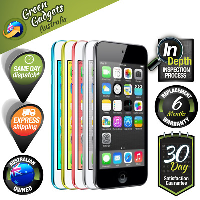 Apple iPod Touch 5th Generation 16GB 32GB 64GB USB Audio MP3 Player