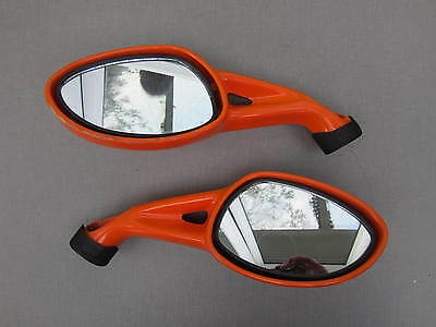 Superbyke Powerband 2 Stroke R50 Wing Mirrors Left & Right 2009