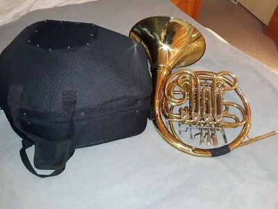 French Horn Pre-Owned Jacob Smith Double Horn Student Model
