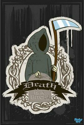 Family Guy Death Reaper Poster 24373