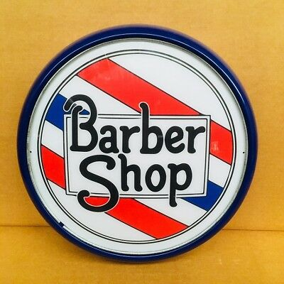 NEW Plastic wall mount Barbershop