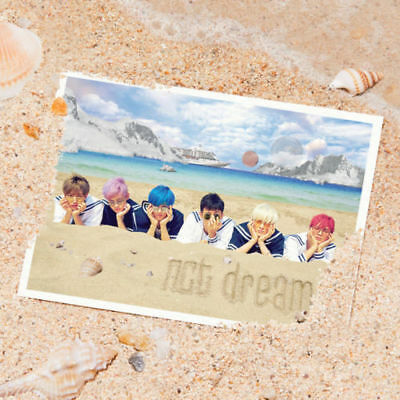 NCT DREAM [WE YOUNG] 1st Mini Album CD+FotoBuch+FotoKarte K-POP SEALED