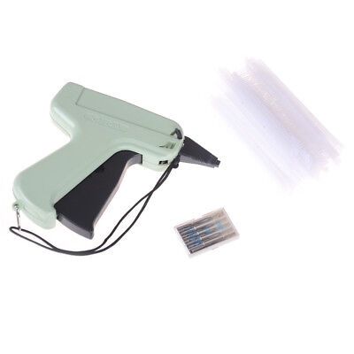 "Hot Sale Clothes Garment Price Label Tagging Tag Gun 3""1000 Barbs + 5 Needles EW"