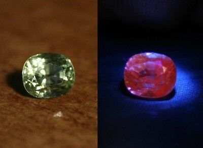 1.77ct Merelani Mint Grossular Garnet - Rare Precision Cut Exceptional Gem