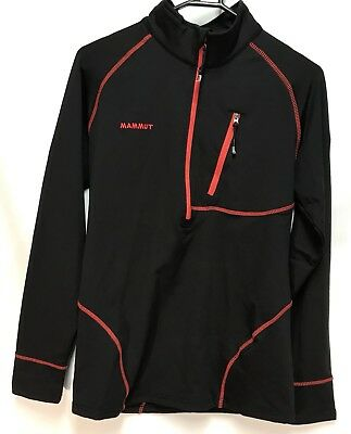 Mammut Polartec Long Sleeved Top - Size Small