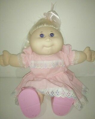 Mattels First Edition Cabbage Patch Kid Doll 34cm CPK