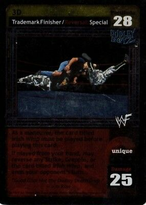 Lita-sault for Lita Raw Deal Wrestling WWF WWE Moderately Played