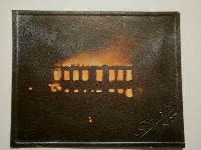 """Greece Chios Rare Pηοτο """"the Fire At The Governor's Building""""  Konak 1949"""