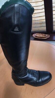 mountain horse long riding boots