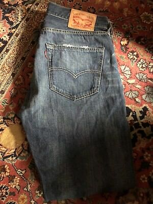 """Levi's 501 jeans 32"""" X 30 (great condition)"""