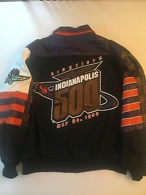 1996 Viper GTS Indy 500 Pace Car Jacket XL Indianapolis Speedway Dodge Vintage