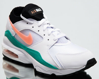 9e612210ef6 Nike Air Max 93 Watermelon Men New Sneakers White Crimson Bliss Shoes  306551-105
