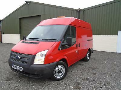 Ford Transit T280 SWB Medium  Roof Van 125 PS F/F/S/H 13 Reg Low Rate Finance