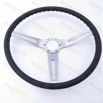 Corvette Camaro Chevelle Original Comfort Grip Steering Wheel Black 1969-1975