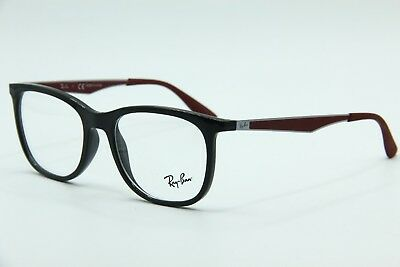 39135b90661 NEW RAY-BAN RB 7078 5598 Gray Authentic Rx Eyeglasses Rb7078 53-18 ...